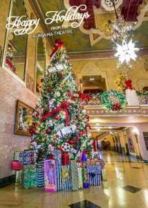 Alabama Theatre Holiday Film Series