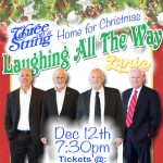 Three On A String Home For Christmas Laughing All The Way