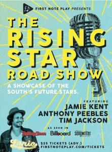 The Rising Star Roadshow