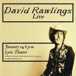 Live at the Lyric: David Rawlings