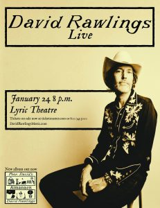 Live at the Lyric: David Rawlings
