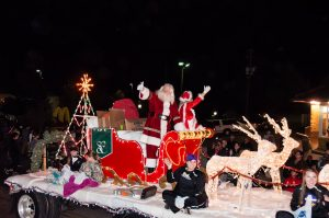 Montevallo Christmas Parade and Tree Lighting