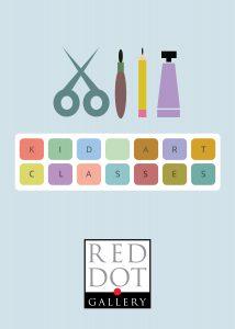 Red Dot Kid Art Class
