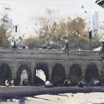 CONTEMPORARY WATERCOLOR WITH DAN MARSHALL