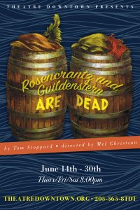 Rosencrantz and Guildenstern Are Dead by Tom Stopp...