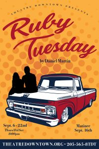 Ruby Tuesday by Daniel Martin