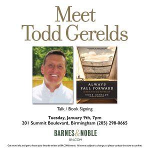Meet Todd Geralds