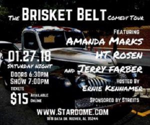 The Brisket Belt Tour