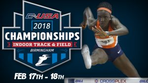 Conference USA Indoor Track & Field Championsh...
