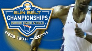 Sun Belt Conference Track & Field Championship...