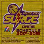Magic City Surge vs. Georgia Gwizzies
