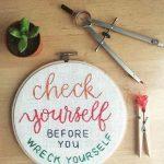 Maker Monday: Embroidery Workshop