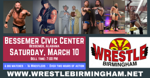 Wrestle Birmingham Reloaded