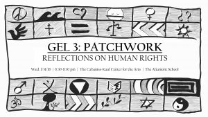 GEL 3: Patchwork
