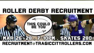 Roller Derby Recruitment