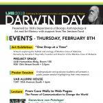 UAB Darwin Day feat. Genevieve von Petzinger