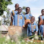Ugandan Kids Choir Family Concert
