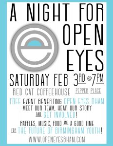 A Night for Open Eyes