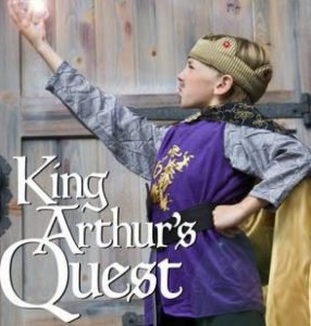 Summer Theatre Camp: King Arthur's Quest
