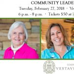 Leadership Vestavia Hills Community Leadership Awards