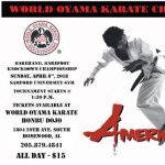 World Oyama Karate American Cup Championship