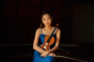 Music Corner Concert: The Voice of the Violin