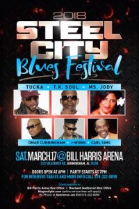 Steel City Blues Festival
