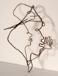Bart's Art Cart: Drop-In Wire Sculpture Workshop