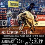 Rockin D Rodeo Extreme Bull Riding Event
