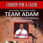 Comedy for a Cause: Team Adam