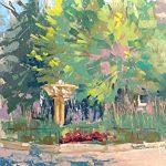 The Urban Landscape in Pastel with Nancie King Mertz