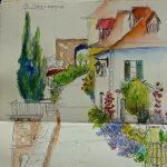 Watercolor Journaling with Karen Weir