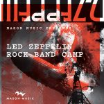 Mason Music Led Zeppelin Rock Band Camp