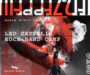 Mason Music Led Zeppelin Rock Band Camp