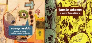 Double Feature: Corey Webb and Jamie Adams
