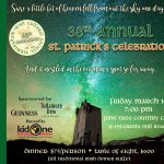 38th Annual St. Patrick's Dinner presented by Birmingham Irish Cultural Society