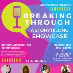 Breaking Through: A Storytelling Showcase