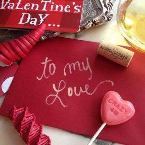 Valentine's Wine and Chocolate Tasting
