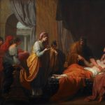 Slow Art Sunday: Erasistratus the Physician Discovers the Love of Antiochus for Stratonice
