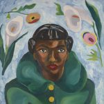 Slow Art Sunday: Woman in a Green Coat