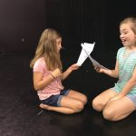 Theatre Explorations full day camp for 3rd through 6th graders