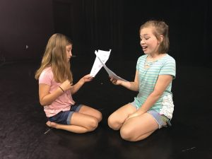 Theatre Explorations full day camp for 3rd through...