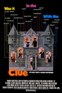Monday at the Movies: Clue