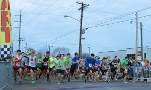 Rumpshaker 5K and 1 Mile Fun Run