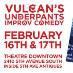 ETC Productions presents Vulcan's Underpants: 50 Shades of Yay