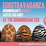 Eggstravaganza – Birmingham's Largest Easter Egg Hunt