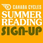 Cahaba Cycles Summer Reading Sign Up
