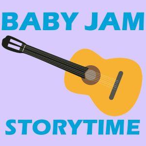 Baby Jam Storytime