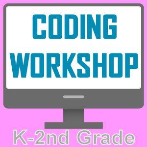 Coding Workshop K-2nd Grade