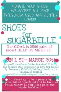 Shoes for Sugarbelle